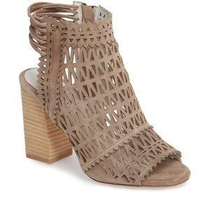 Jeffrey Campbell Ottawa heeled sandal-8.5-taupe